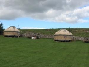 Knotlow Yurts