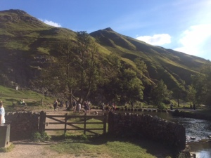 Stunning scenery at Dovedale