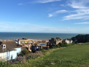 View of Hastings
