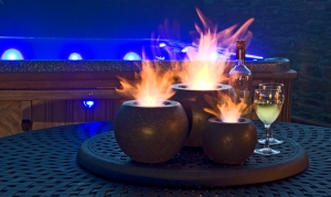 Our blaze bio burners