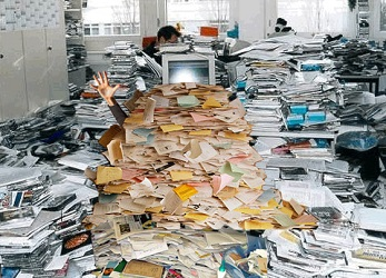 Mountain-Of-Office-Paperwork