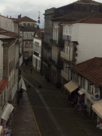 Valanca old town