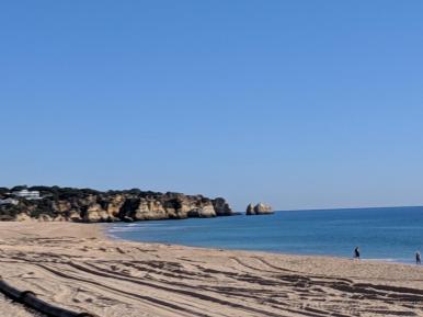 beach alvor