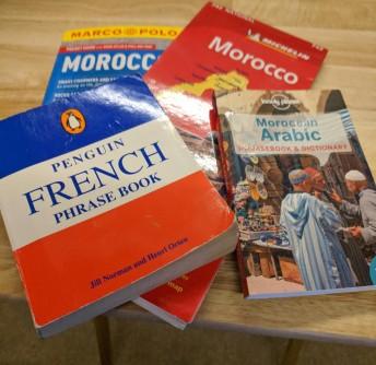 Morocco books